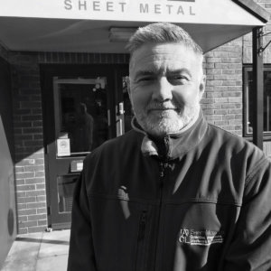 Meet ACL Sheet Metal. Expertise Q+A with Director, Paul Marks