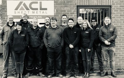 Quality sheet metal fabricators ACL hit 25-year milestone